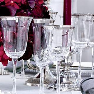 Arranjo+vermelho+5 Detalhes de uma mesa!