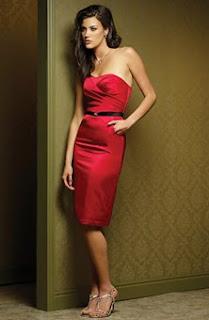 vestido+justo+vermelho Vestidos curtos!