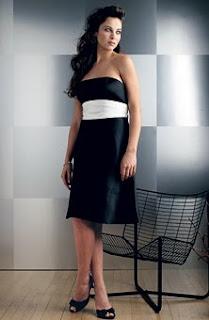 vestido+curto+preto+e+branco Vestidos curtos!