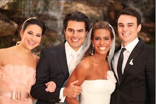 %name Bernardo & Mariah I (Cerimônia)