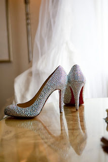 Loubotion Mais Louboutin para as Noivas...!