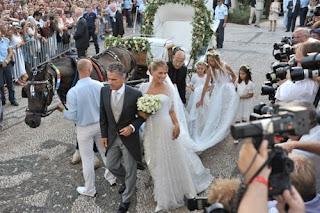 Tatiana Blatnik Nikolaos Greece+3 Casamento Real...!
