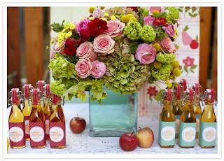 4 Frutas & Flores