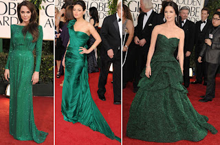 4 Golden Globe Awards 2011