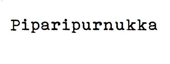 Piparipurnukka