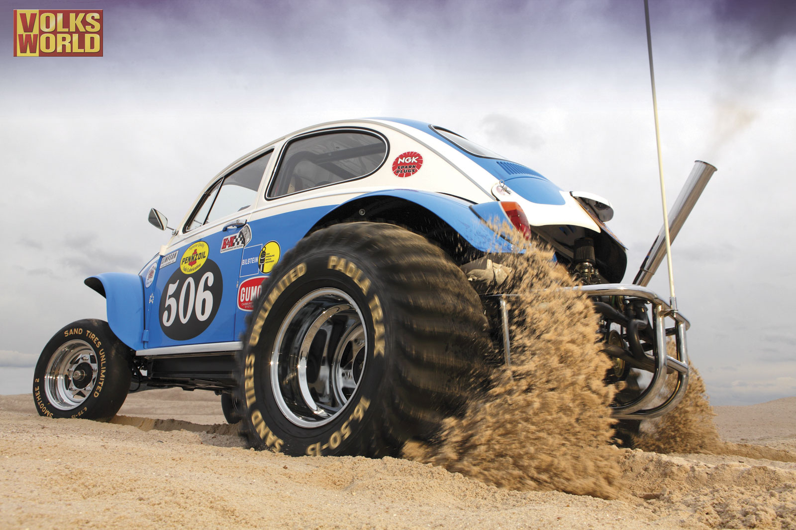 Br Look Wallpaper Racing Baja Bug