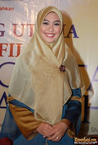 pendatang baru terbaik dan terfavorit Indonesian Movie Awards(IMA) 2010