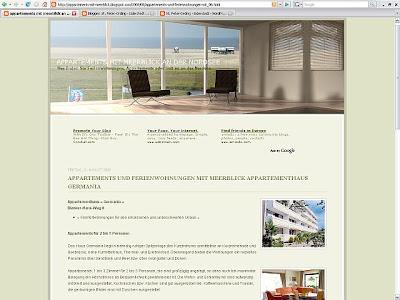 ferienwohnungen und Appartements mit Meerblick