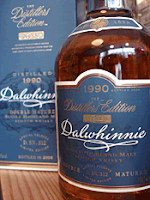 dalwhinnie 1990 distiller's edition