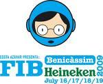 benicassim music festival 2009 logo