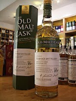 bladnoch 16 years old 'old malt cask'