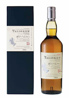 talisker 25 years old special release