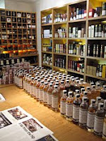 the whisky shop, london branch