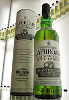laphroaig quarter cask