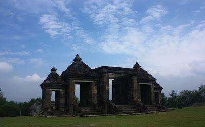 Ratu Boko, Yogyakarta