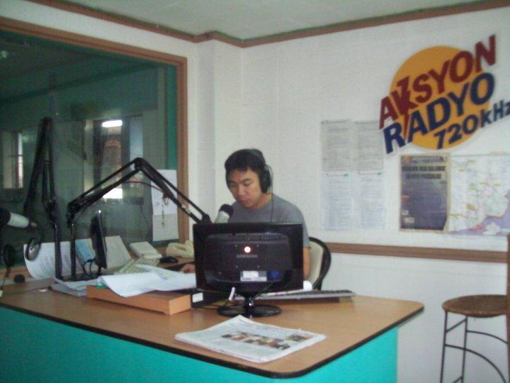 Aksyon Radyo Iloilo Aksyon Radyo Iloilo Marathon Coverage Of