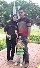 My brother and his wife(azizy)