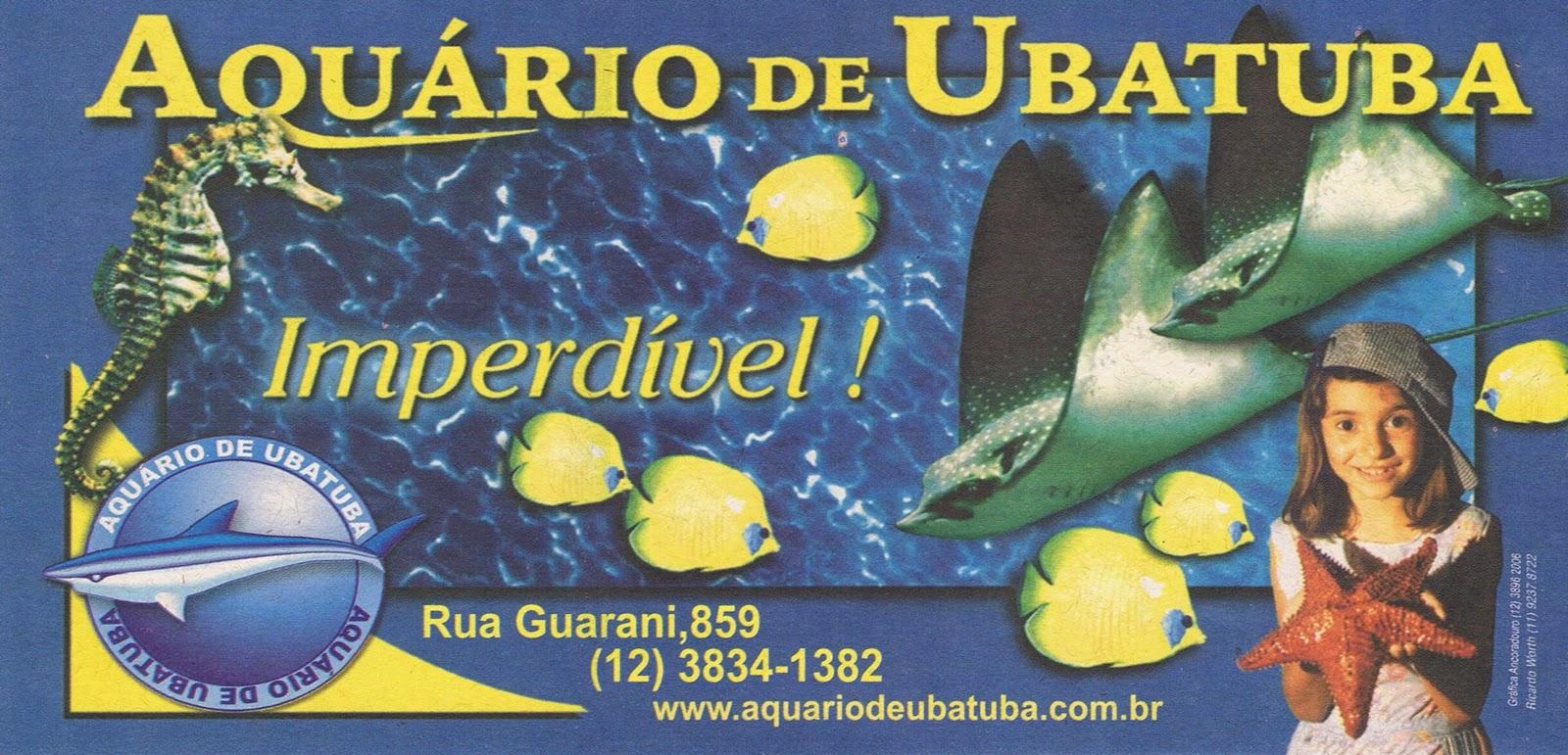 UBATUBA MAGICA: AQUaRIO DE UBATUBA