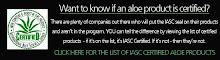 IASC - The International Aloe Science Council, Inc.