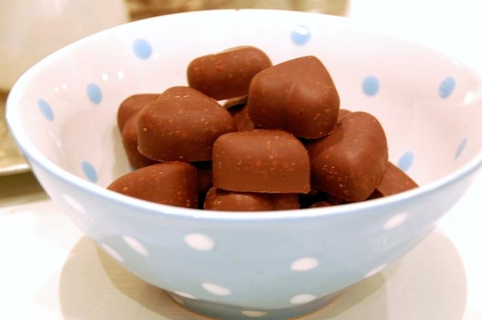 Søt, mild og sunn sjokolade!