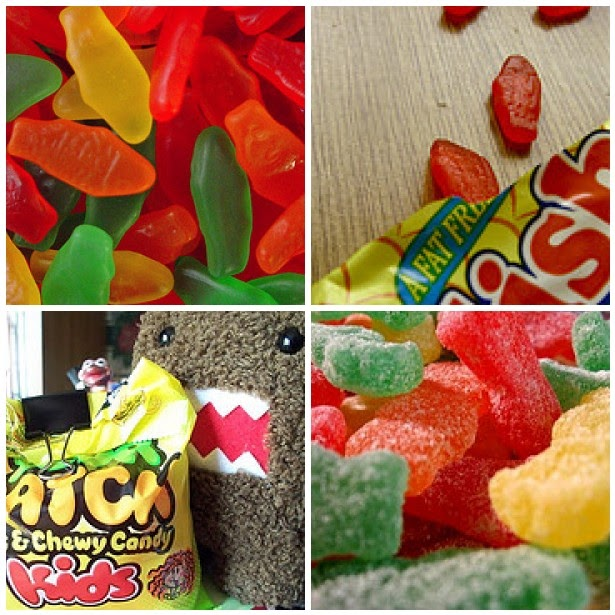Is it halal sour patch kids swedish fish for Sour swedish fish