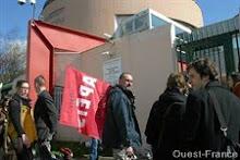 mobilisation contre les expulsions - Brest