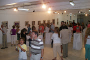 Muestra Colectiva de Pintura, Escultura y Orfebreria       Leones          febrero 2009
