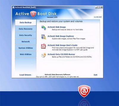 Active Boot Disk Suite v5.5.1 - ENG