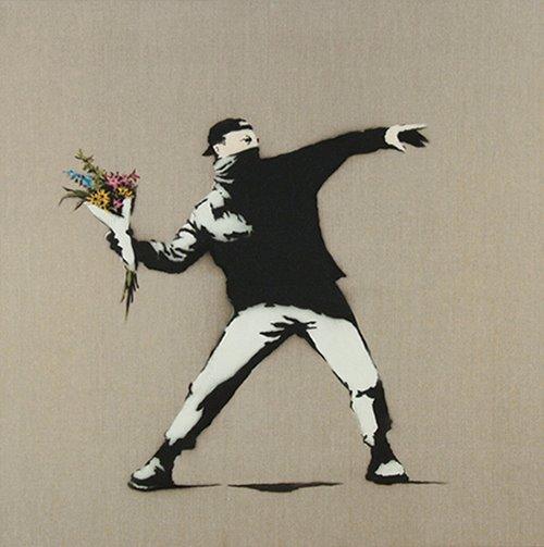 Banksy - Exhibition at Andipa Gallery