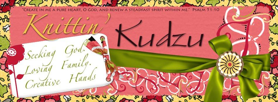 Knittin' Kudzu
