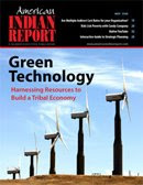May issue of the American Indian Report