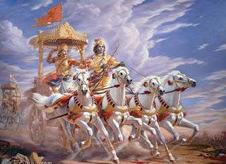 arjuna s moral dilemma essay
