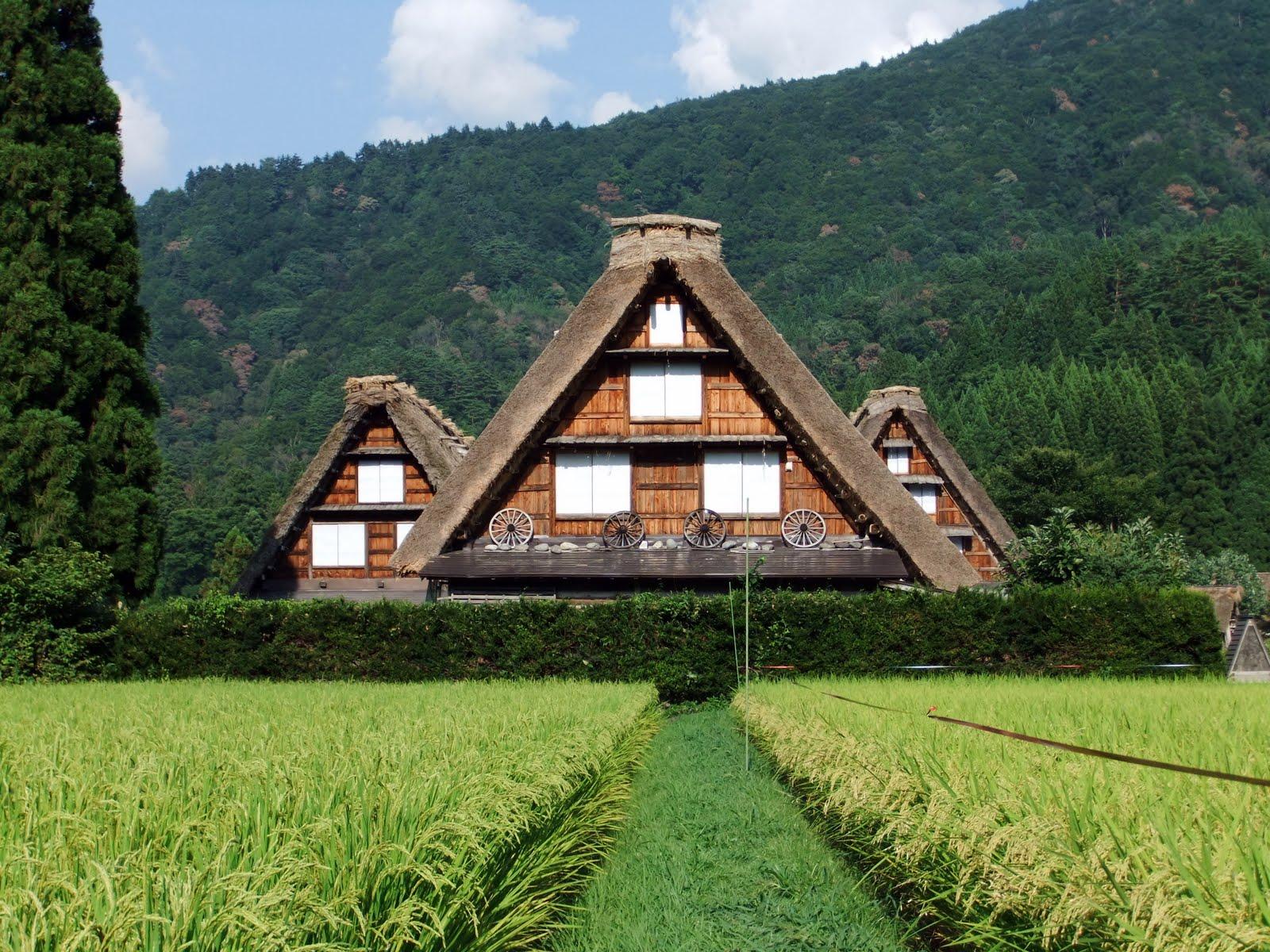 白川郷・五箇山の合掌造り集落の画像 p1_33