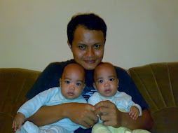 Dad n Super Twin