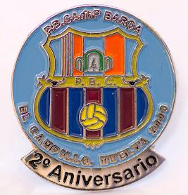 El Pin del 2º Aniversario