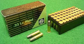Foto: GECO Pistol .22 l.r. Pistol