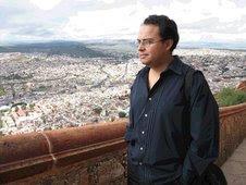 En el mirador de Zacatecas