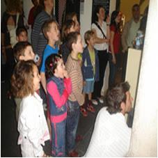 Proyeción Cortometrajes en la Casa de Cultura de Morón de la Frontera