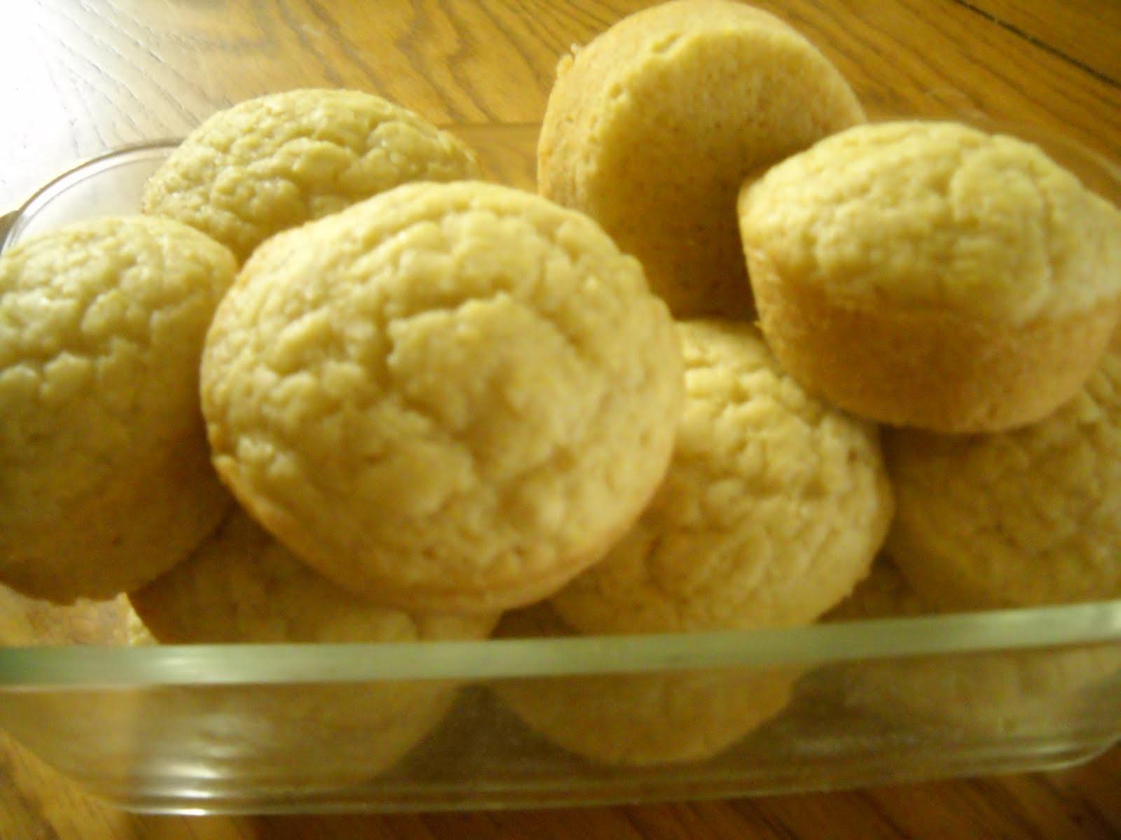 Blessed Vegan Life: Sweet Corn Muffins