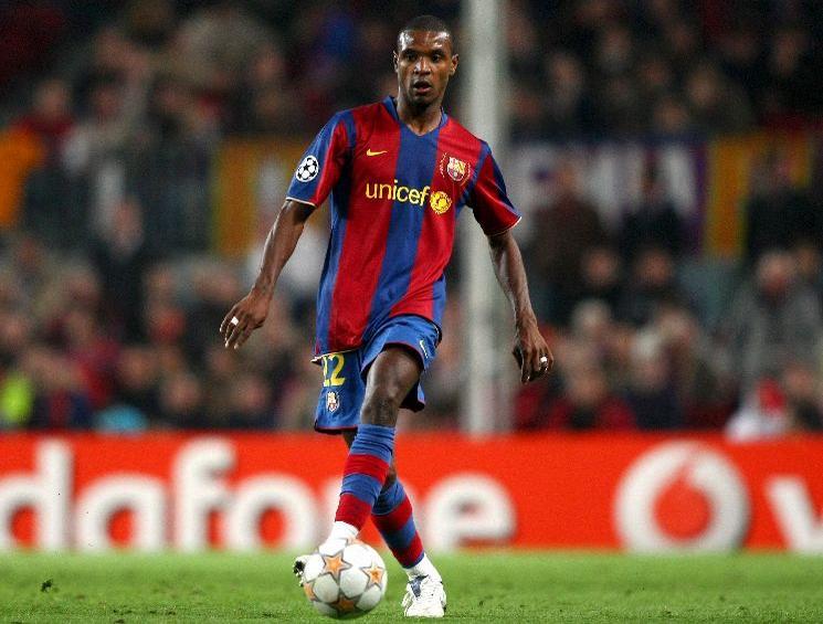 50 Figuras del Barça 2000 - 2011 Eric-Abidal
