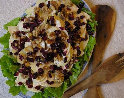 Winter Waldorf Salad