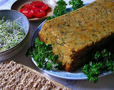 Vegetarian Red Lentil Pate