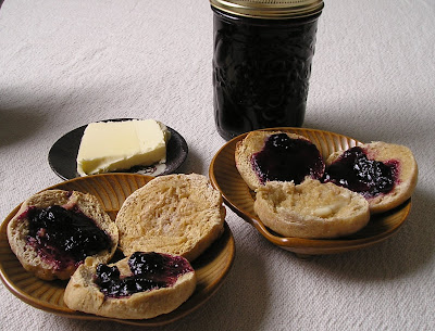 Blueberry Currant Jam