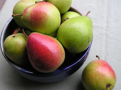 Flemish Beauty Pears