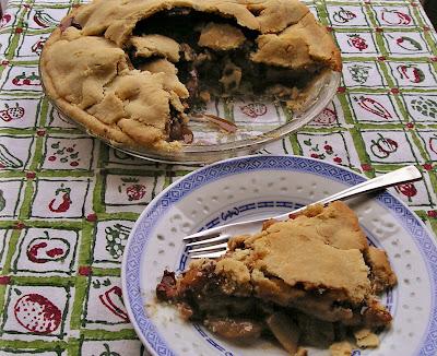 Apple Pie is ephemeral