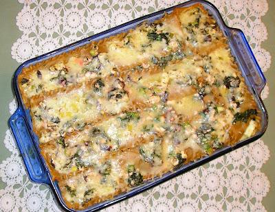 Hortopita Lasagne