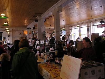 Owen Sound Farmers Market Hall View