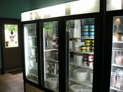 Mapleton Organic Ice Cream