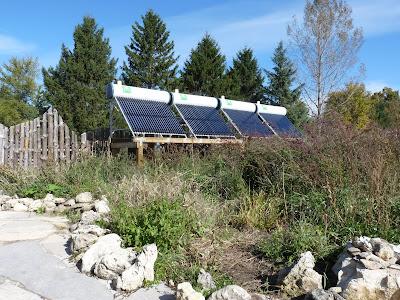 Haisai Bakery Solar Panels
