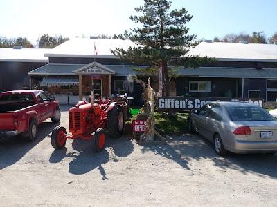Giffen's Country Market in Glen Huron